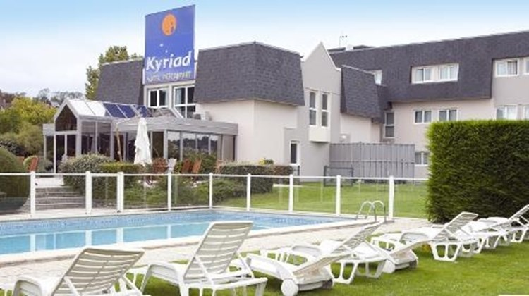 Kyriad Deauville St Arnoult Pool