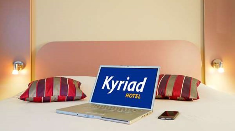 Kyriad Deauville St Arnoult Room