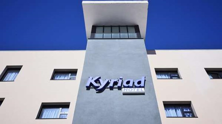 Kyriad Hotel Marseille Provence Airport Exterior