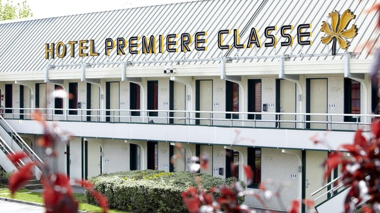 Hotel Premiere Classe Troyes Sud Exterior