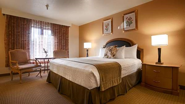 Best Western Heritage Inn - Chico Room