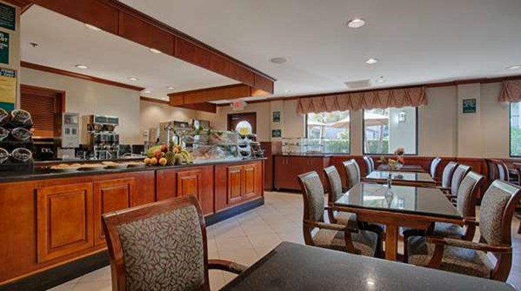 Best Western Plus Orange County Airport Restaurant