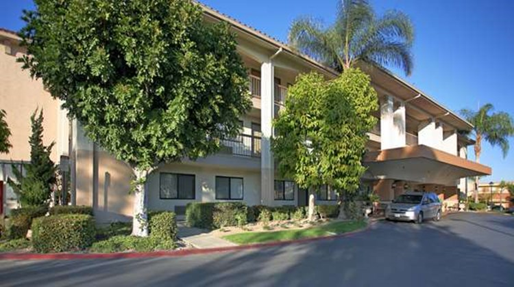 Best Western Plus Orange County Airport Exterior