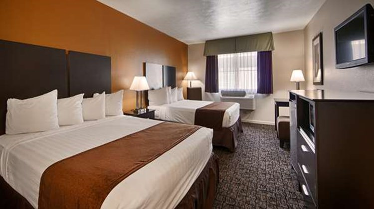 Best Western El Centro Inn Room