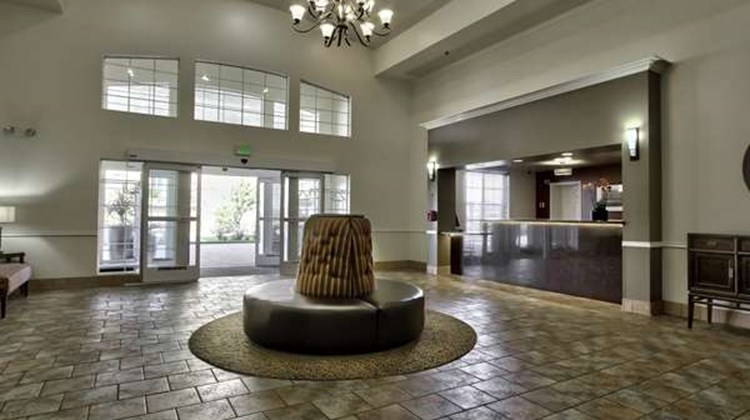 Best Western Plus Salinas Valley Inn Lobby