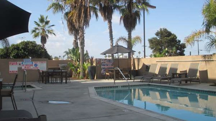 Best Western Plus Oceanside Palms Hotel Pool