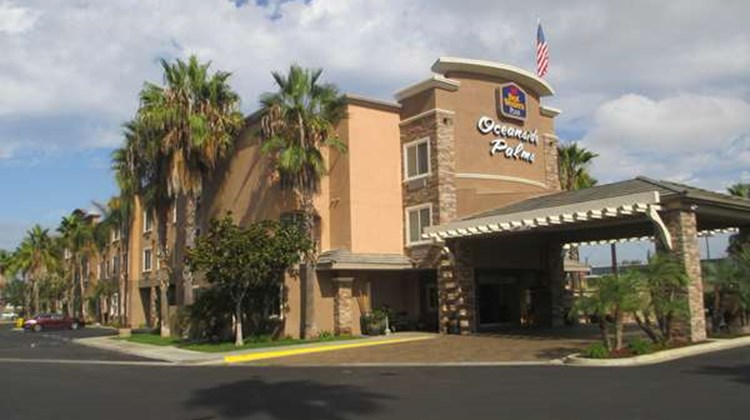 Best Western Plus Oceanside Palms Hotel Exterior