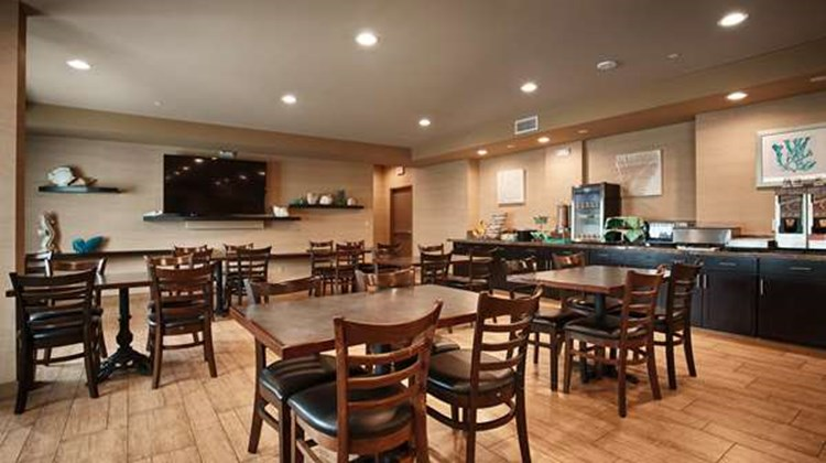 Best Western Plus Oceanside Palms Hotel Restaurant