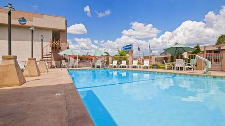 Best Western Turquoise Inn & Suites Pool