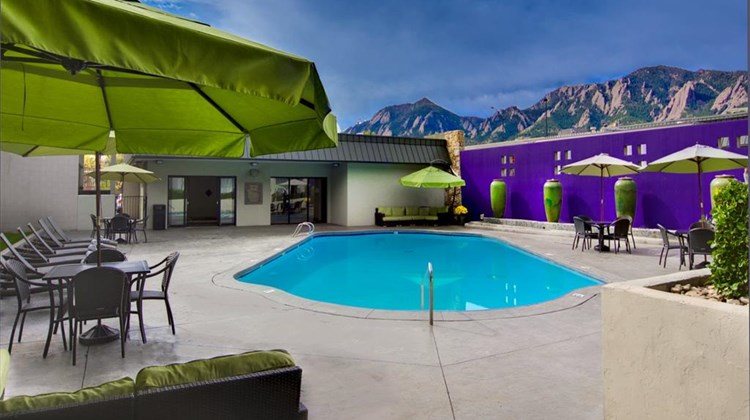 Best Western Plus Boulder Inn Pool