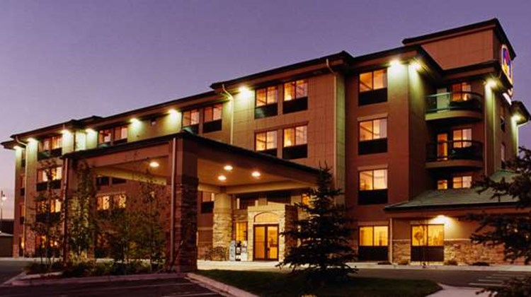 Best Western Plus Castle Rock Exterior