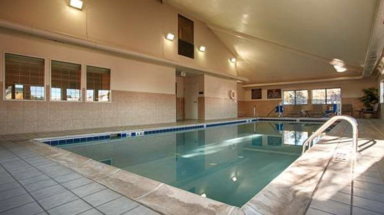 Best Western Plus Castle Rock Pool