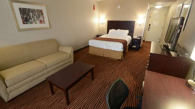 Best Western Executive of New Haven-West Room