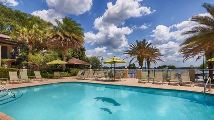 Best Western Crystal River Resort Pool