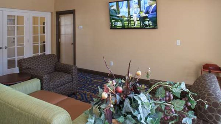 Best Western Crystal River Resort Lobby
