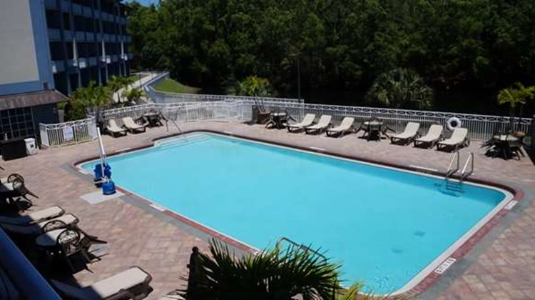 Best Western Naples Plaza Hotel Pool
