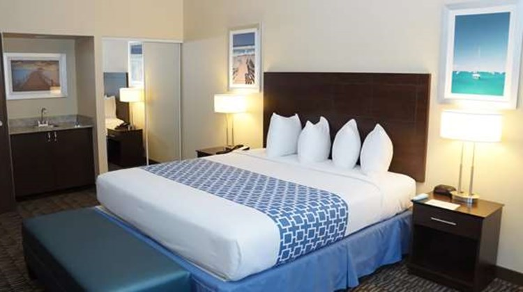 Best Western Naples Plaza Hotel Room