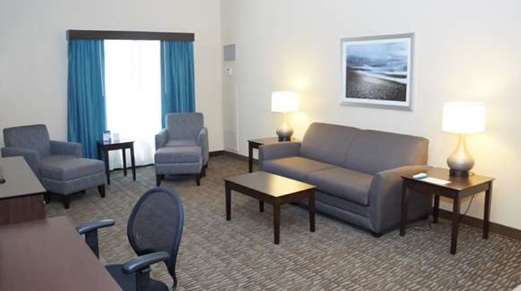 Best Western Naples Plaza Hotel Suite