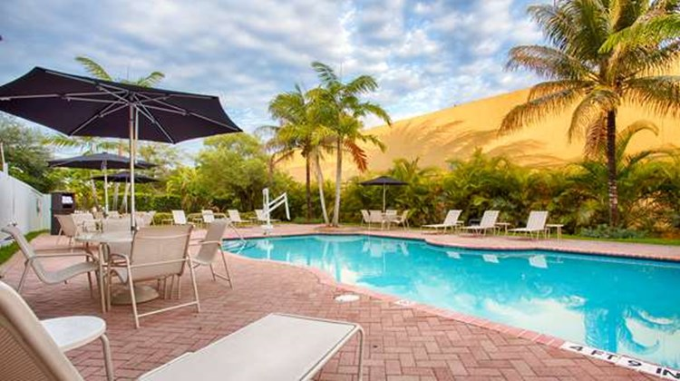 Best Western Plus Miami-Doral/Dolphin Ma Pool
