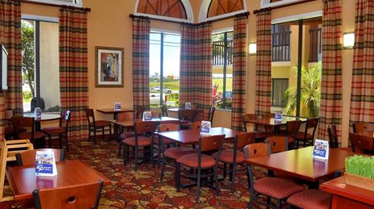 Best Western Orlando East Inn & Suites Restaurant