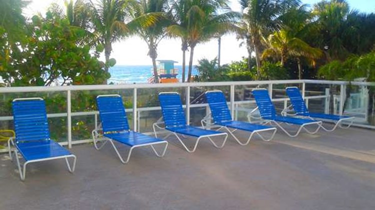 Best Western Atlantic Beach Resort Pool