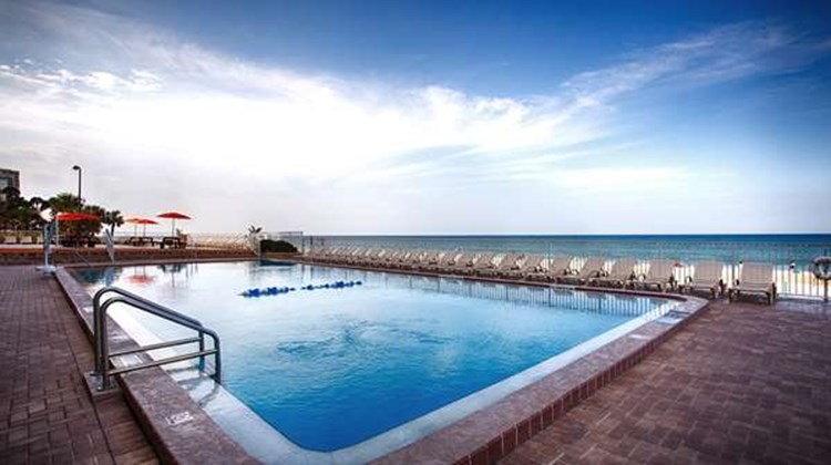 Best Western Castillo Del Sol Pool
