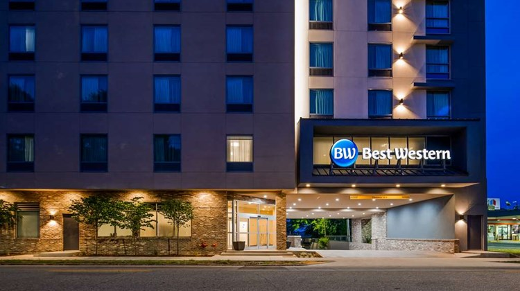 Best Western Athens Exterior