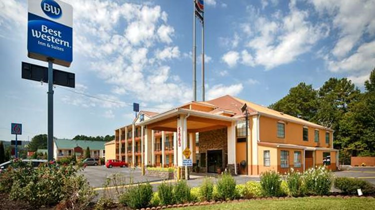 Best Western Allatoona Inn & Suites Exterior