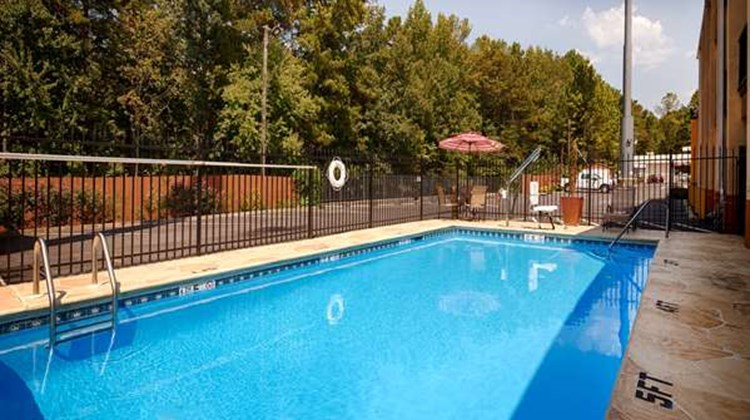 Best Western Allatoona Inn & Suites Pool