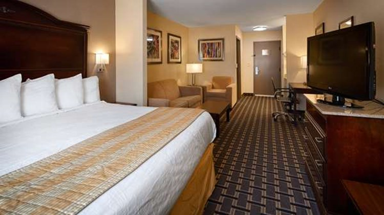 Best Western Allatoona Inn & Suites Room
