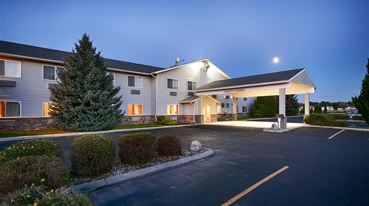 Best Western Blackfoot Inn Exterior