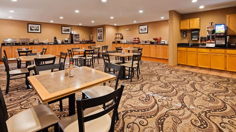 Best Western Blackfoot Inn Restaurant