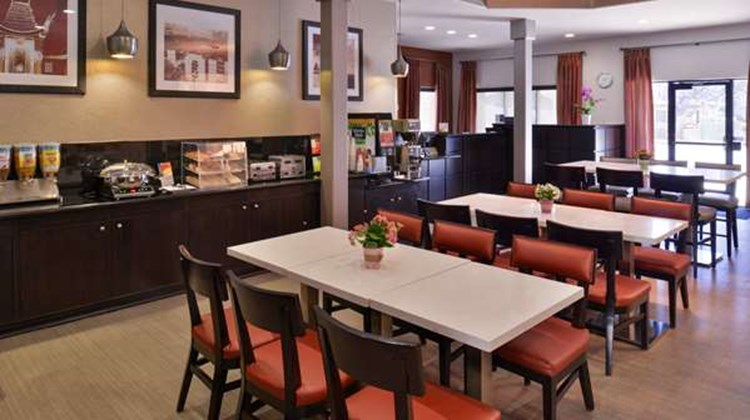 Best Western Royal Palace Inn & Suites Restaurant