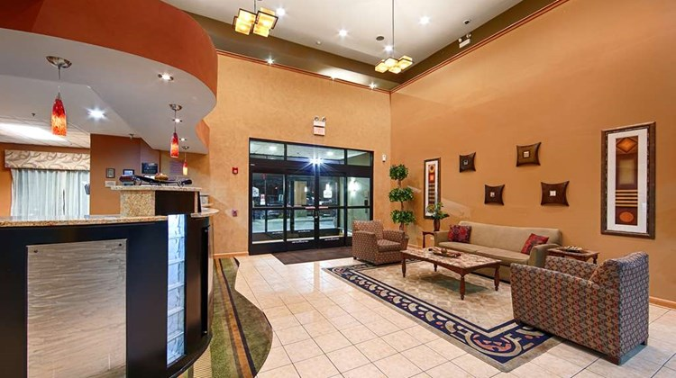 Best Western Chicago Southland Lobby