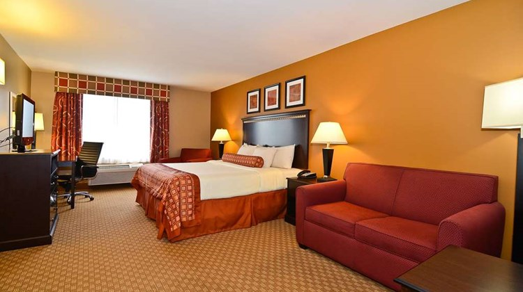 Best Western Chicago Southland Suite