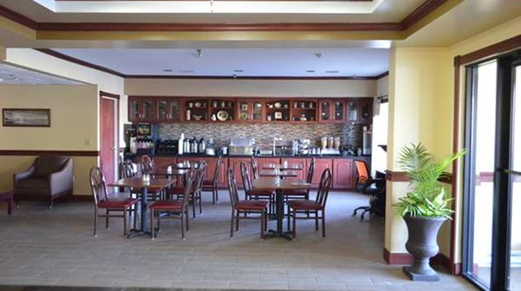 Best Western Airport Suites Restaurant
