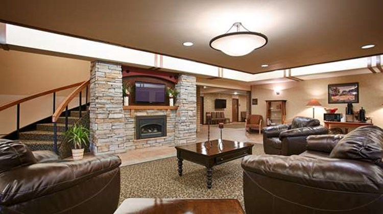 Best Western North/Park City Lobby