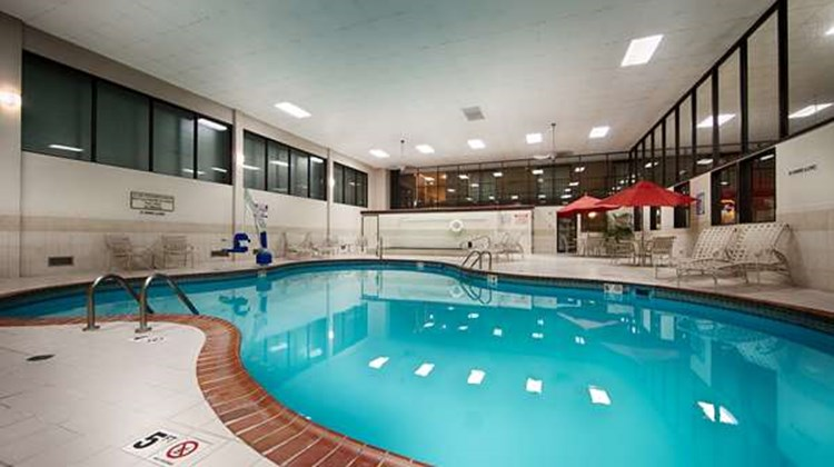 Best Western North/Park City Pool