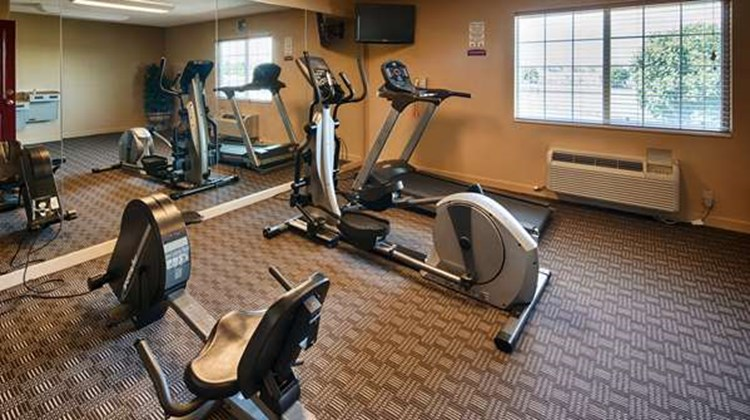 Best Western Governors Inn & Suites Health
