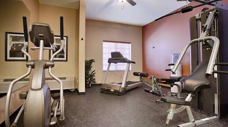 Best Western North Edge Inn Health