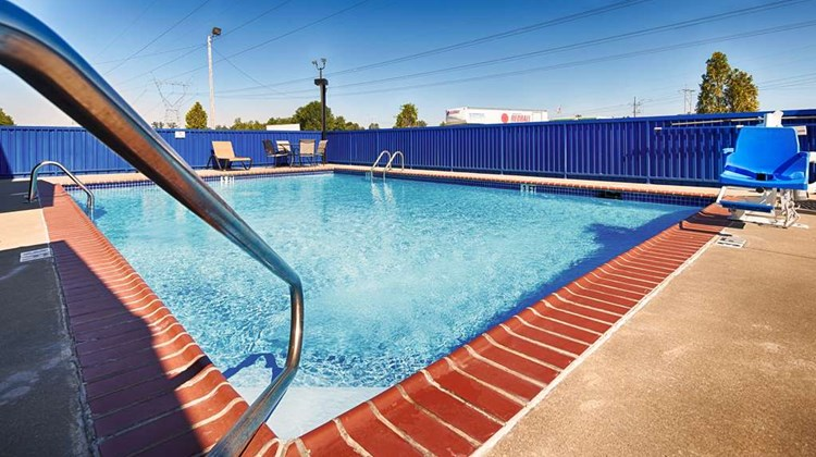 Best Western Paducah Inn Pool