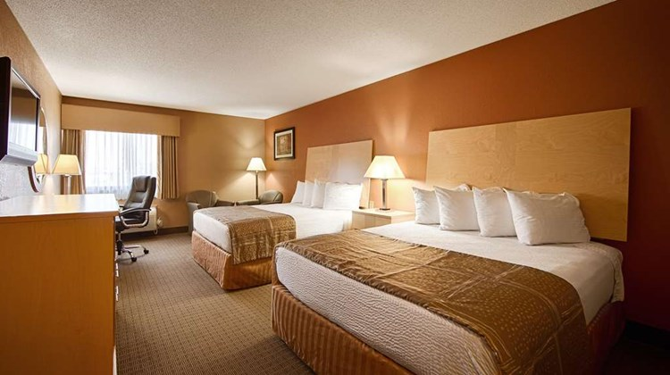 Best Western Paducah Inn Room