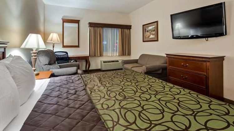 Best Western River Cities Room