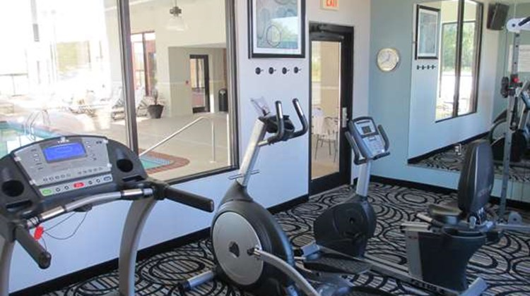 Best Western Lake Cumberland Inn Health
