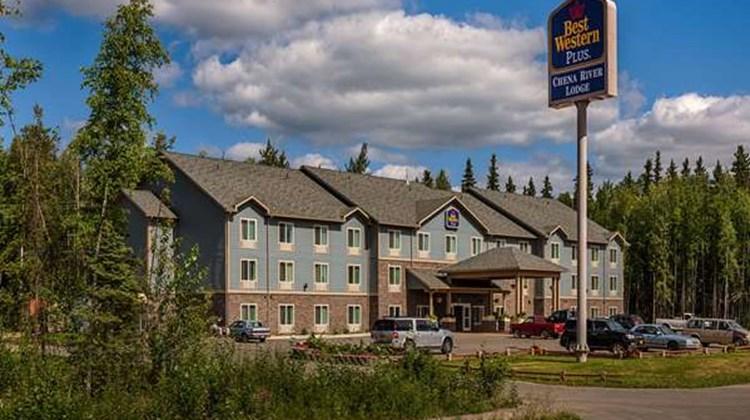 Best Western Plus Chena River Lodge Exterior