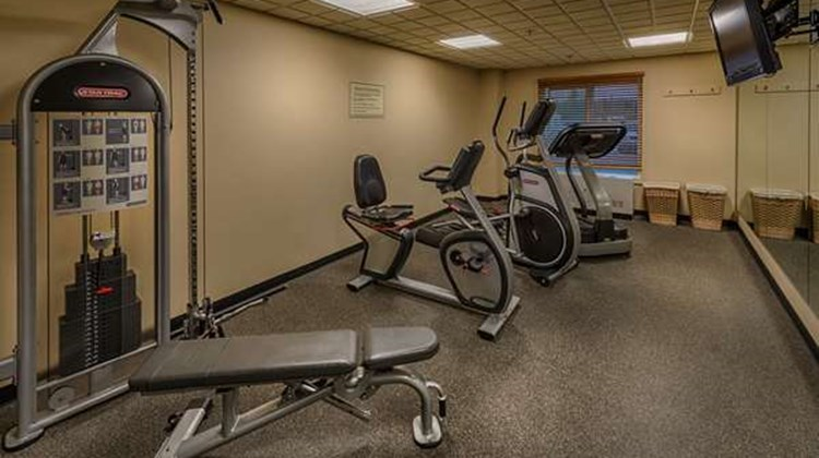 Best Western Plus Chena River Lodge Health