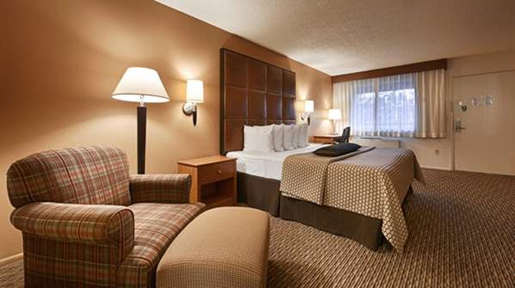 Best Western Inn of Pinetop Room