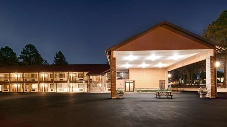 Best Western Inn of Pinetop Exterior
