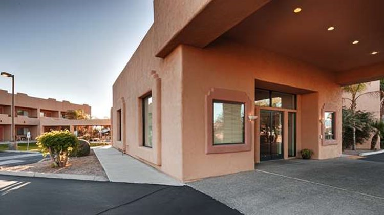 Best Western Apache Junction Inn Exterior
