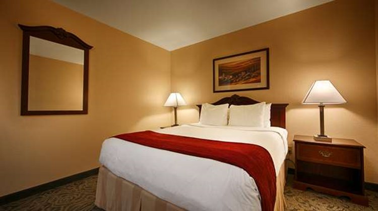 Best Western Petaluma Inn Room
